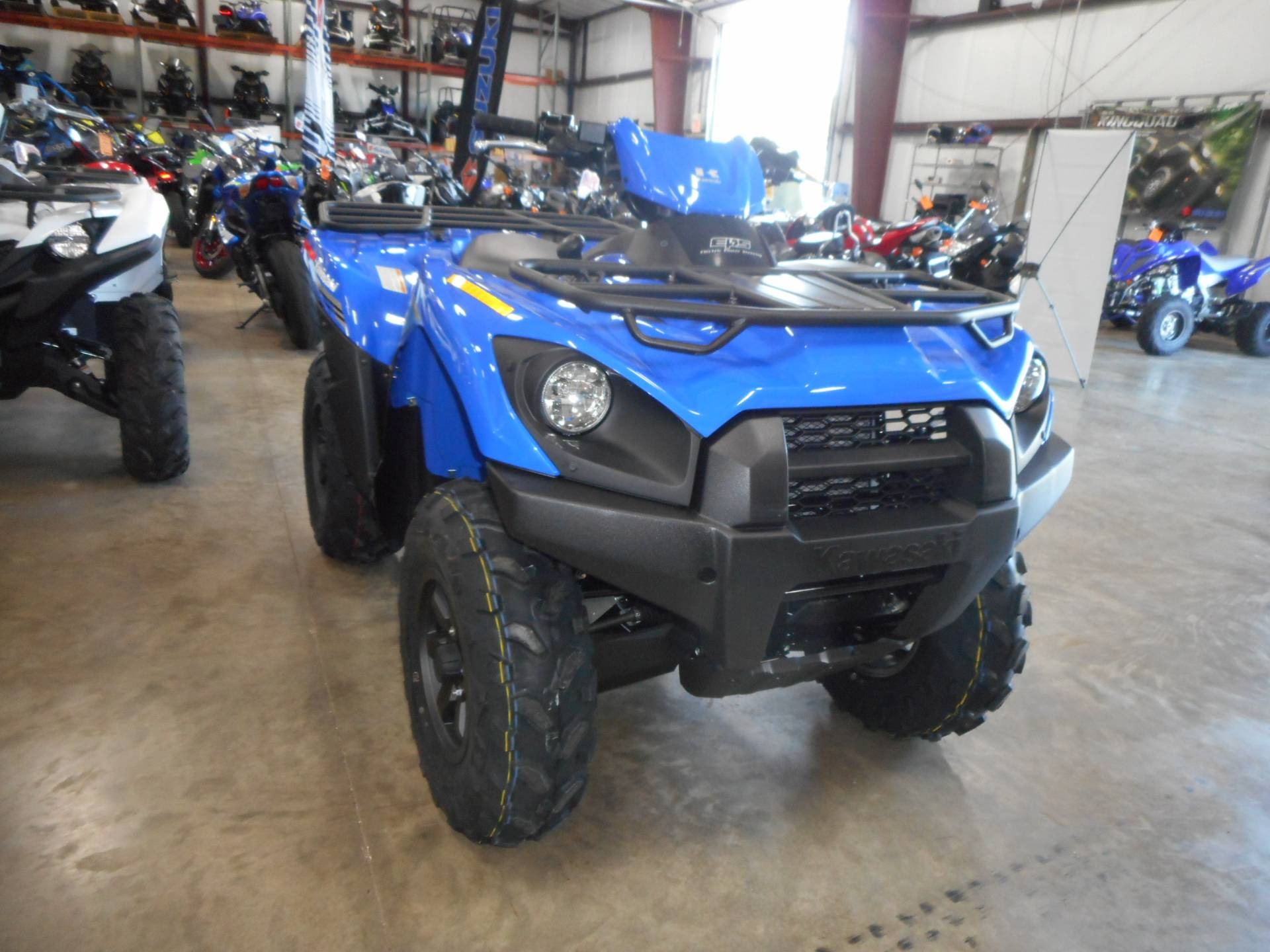 2020 Kawasaki Brute Force 750 4x4i EPS in Belvidere, Illinois - Photo 11