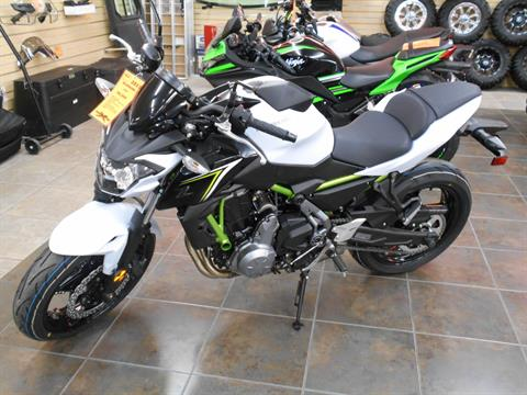 2017 Kawasaki Z650 in Belvidere, Illinois