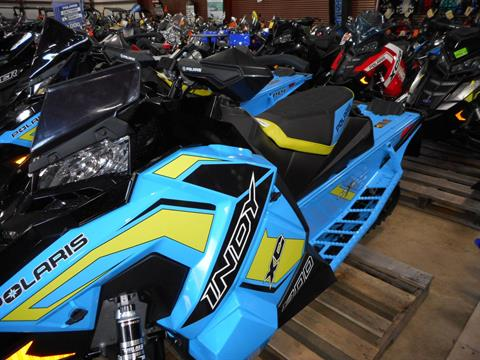 2019 Polaris 800 INDY XC 129 Snowcheck Select in Belvidere, Illinois - Photo 2