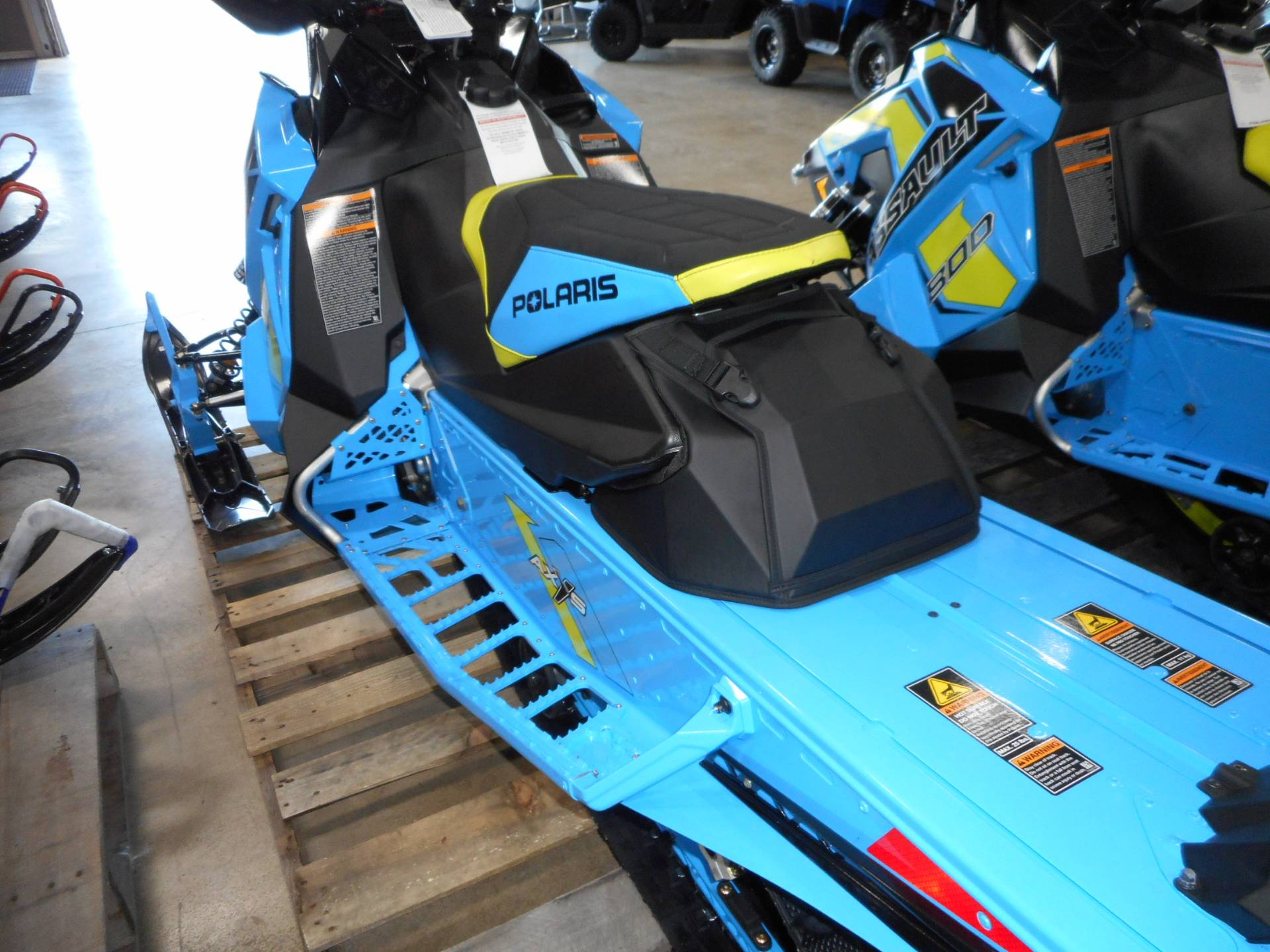 2019 Polaris 800 INDY XC 129 Snowcheck Select in Belvidere, Illinois - Photo 8