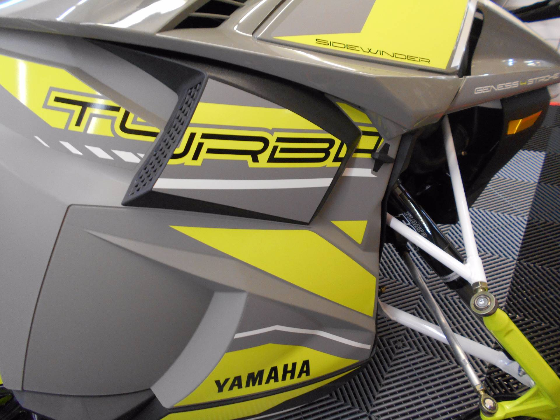 2018 Yamaha Sidewinder B-TX SE 153 1.75 in Belvidere, Illinois - Photo 6
