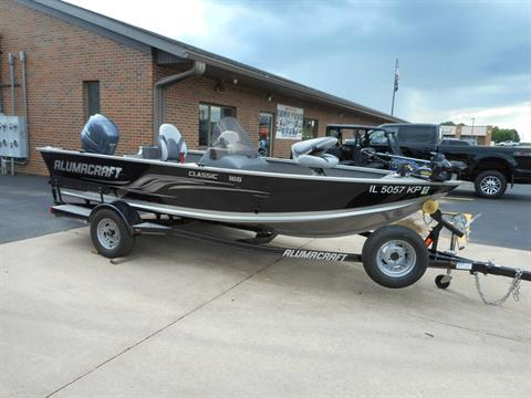 2013 Alumacraft CLASSIC 165 CS in Belvidere, Illinois
