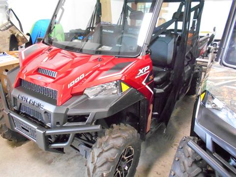 2017 Polaris Ranger Crew XP 1000 EPS in Belvidere, Illinois
