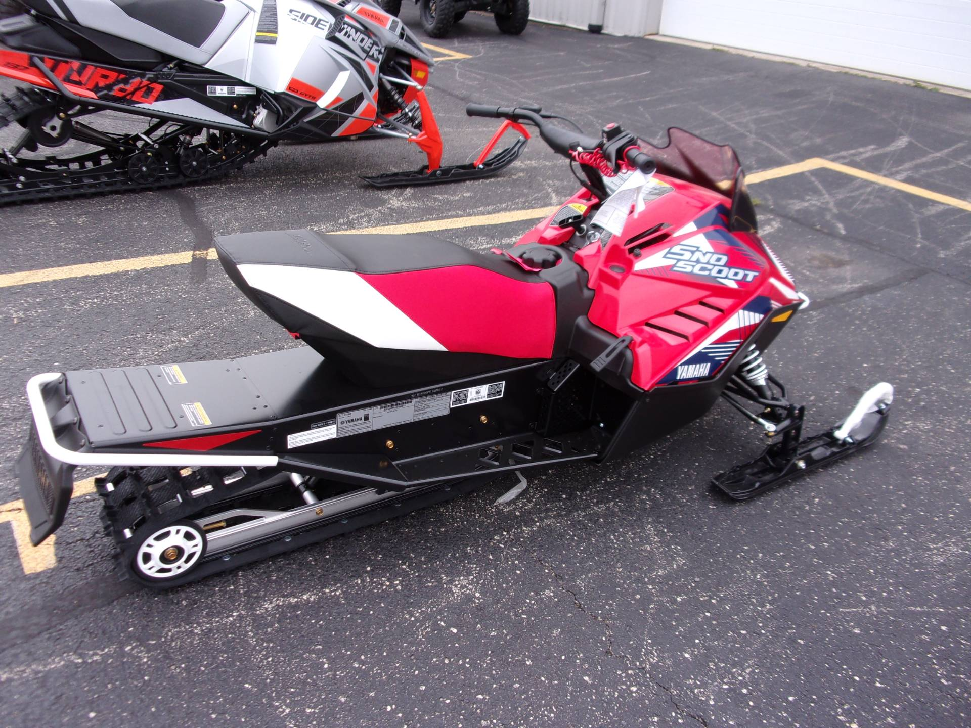 2021 Yamaha SnoScoot ES in Belvidere, Illinois - Photo 4