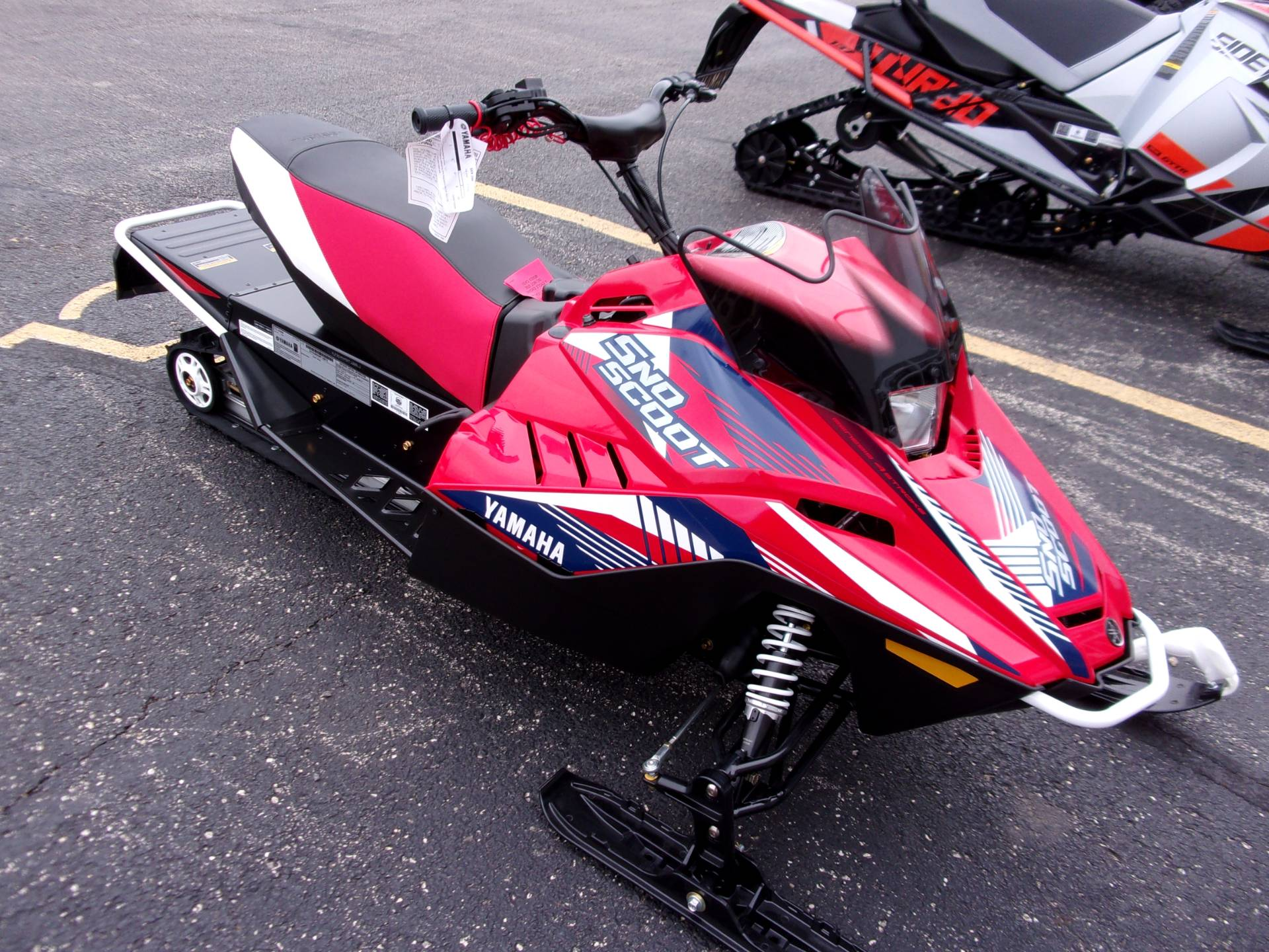 2021 Yamaha SnoScoot ES in Belvidere, Illinois - Photo 2
