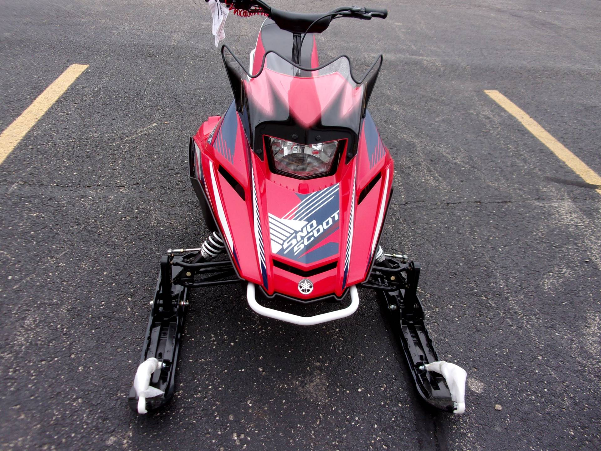 2021 Yamaha SnoScoot ES in Belvidere, Illinois - Photo 3