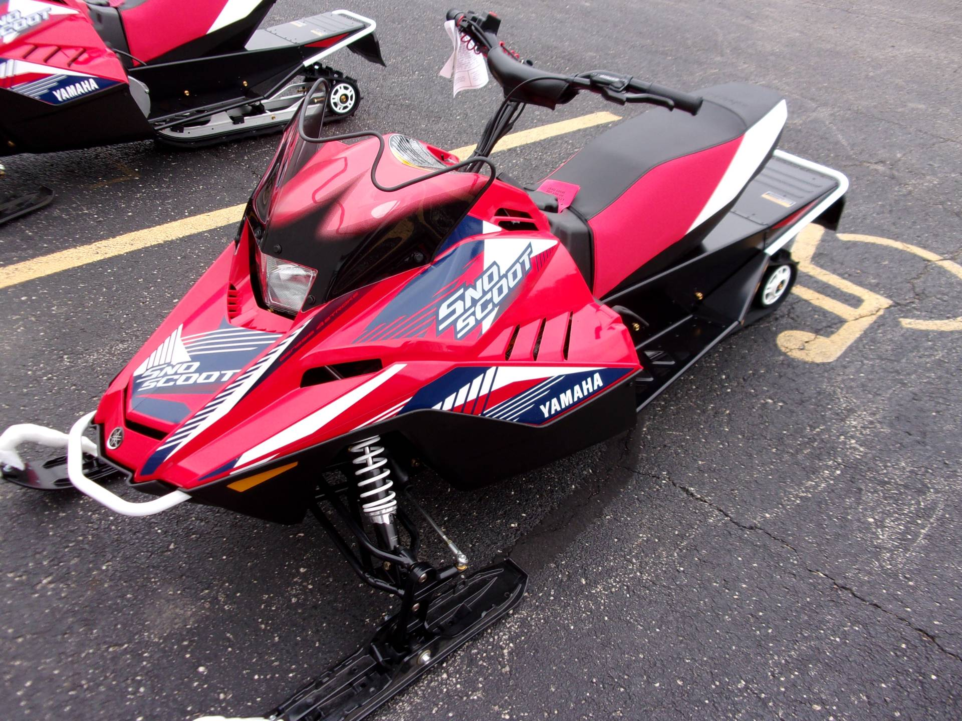 2021 Yamaha SnoScoot ES in Belvidere, Illinois - Photo 1