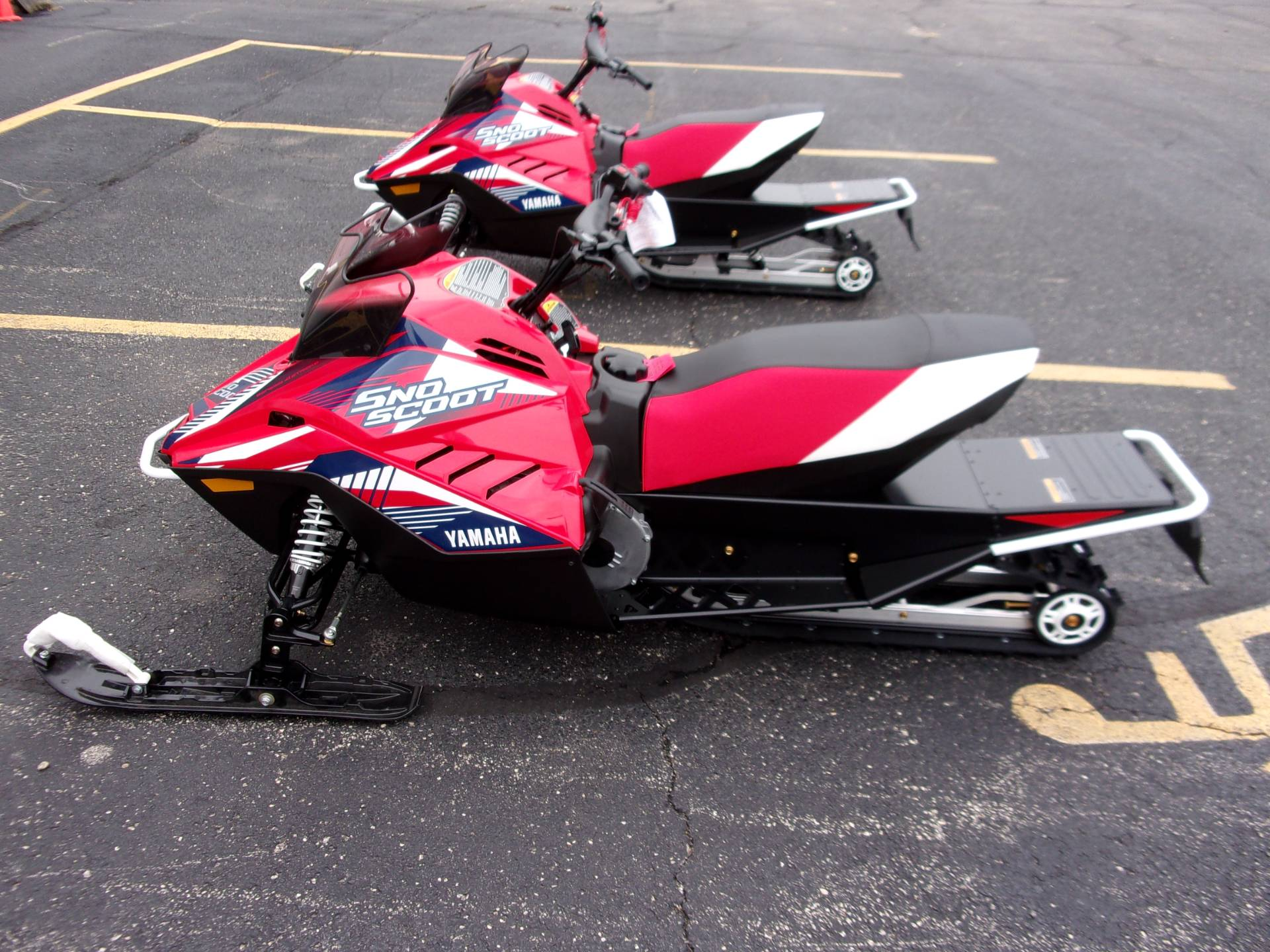 2021 Yamaha SnoScoot ES in Belvidere, Illinois - Photo 5