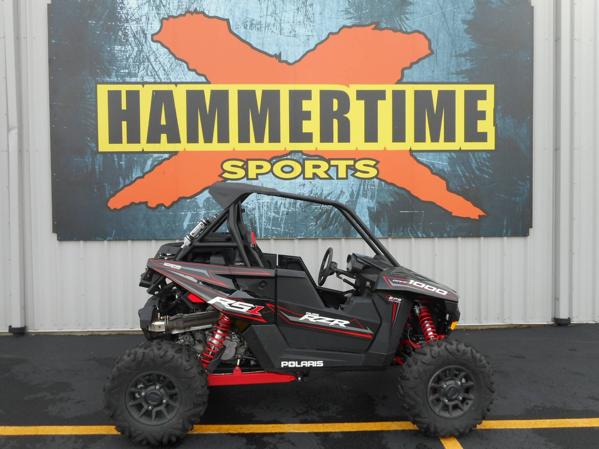 2018 Polaris RZR RS1 in Belvidere, Illinois - Photo 1