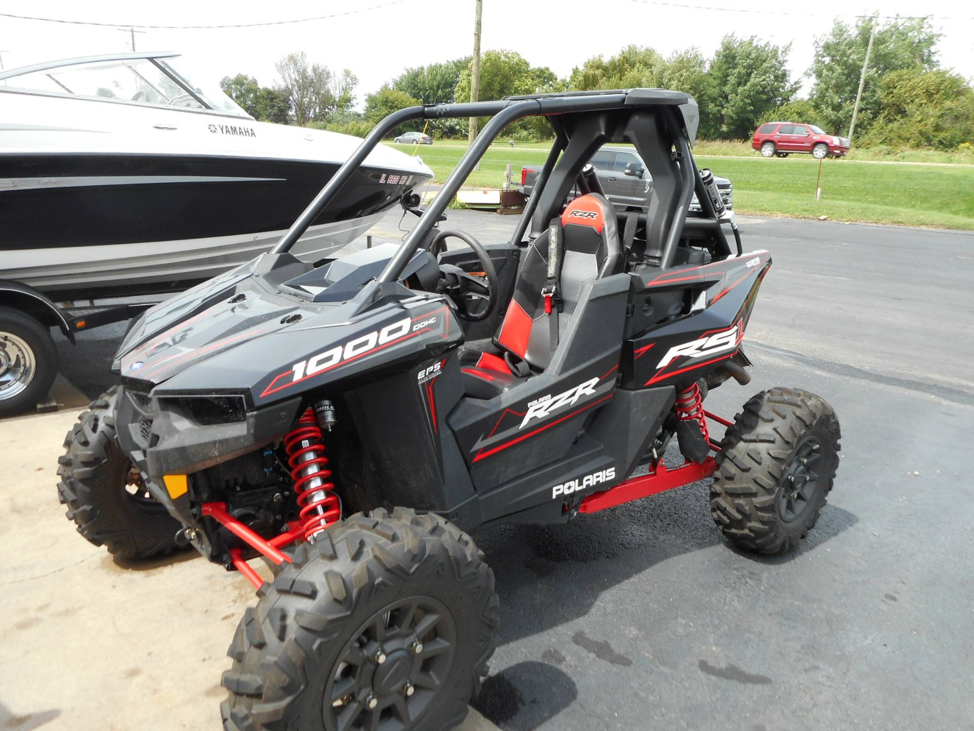 2018 Polaris RZR RS1 in Belvidere, Illinois - Photo 2
