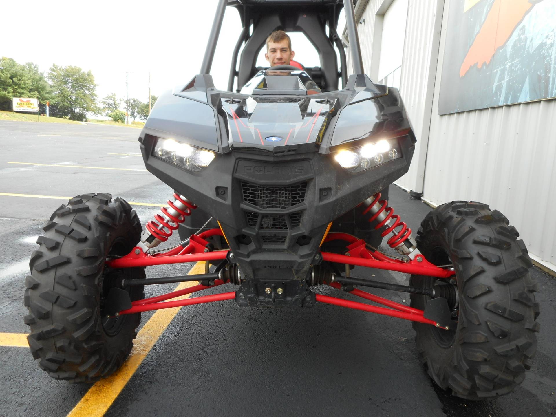 2018 Polaris RZR RS1 in Belvidere, Illinois