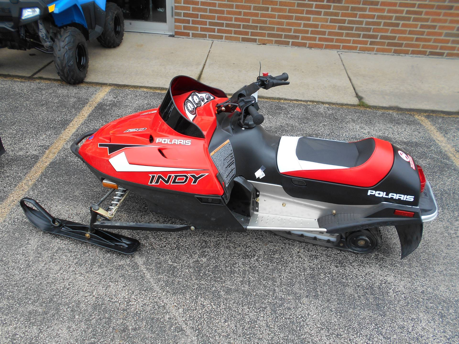 2018 Polaris 120 INDY in Belvidere, Illinois