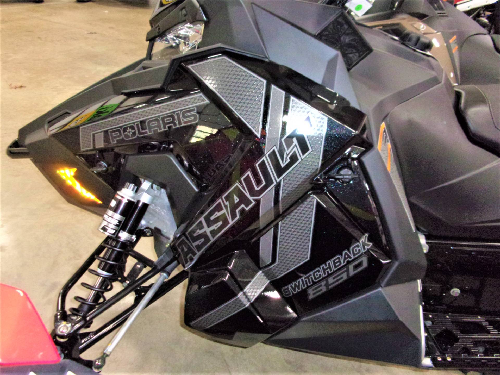 2021 Polaris 850 Switchback Assault 144 Factory Choice in Belvidere, Illinois - Photo 7