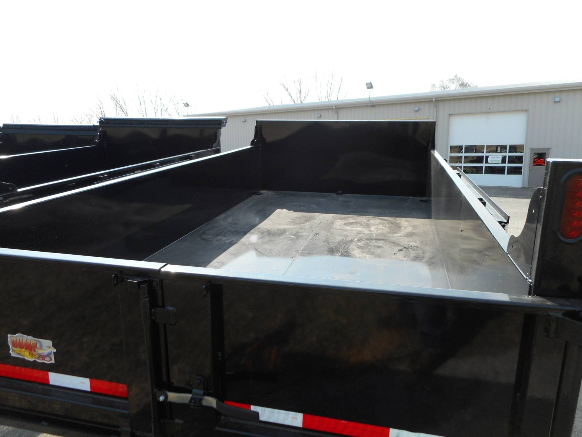 2018 Quality Trailers 7x14  DUMP in Belvidere, Illinois - Photo 4