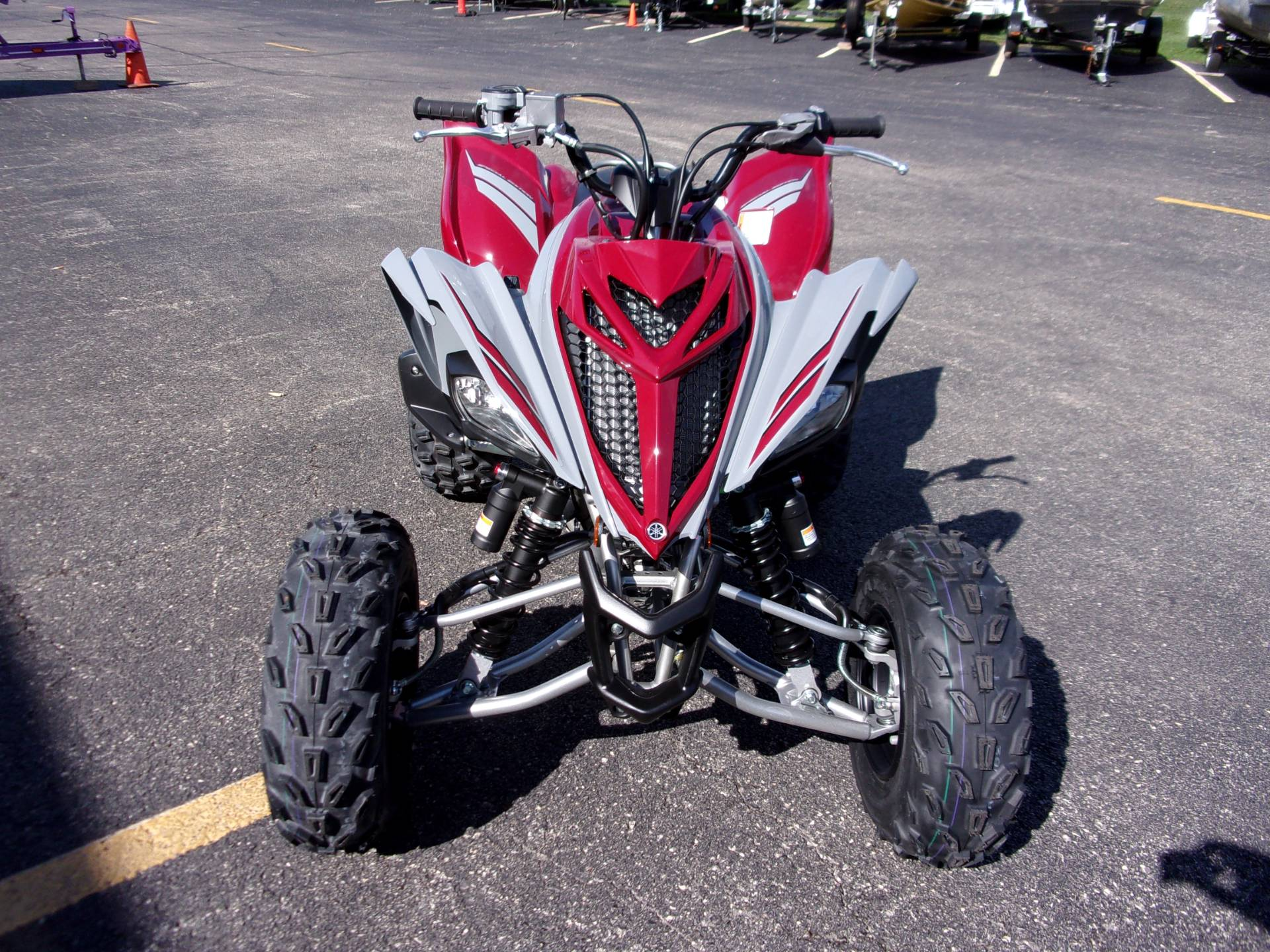 2020 Yamaha Raptor 700R SE in Belvidere, Illinois - Photo 3