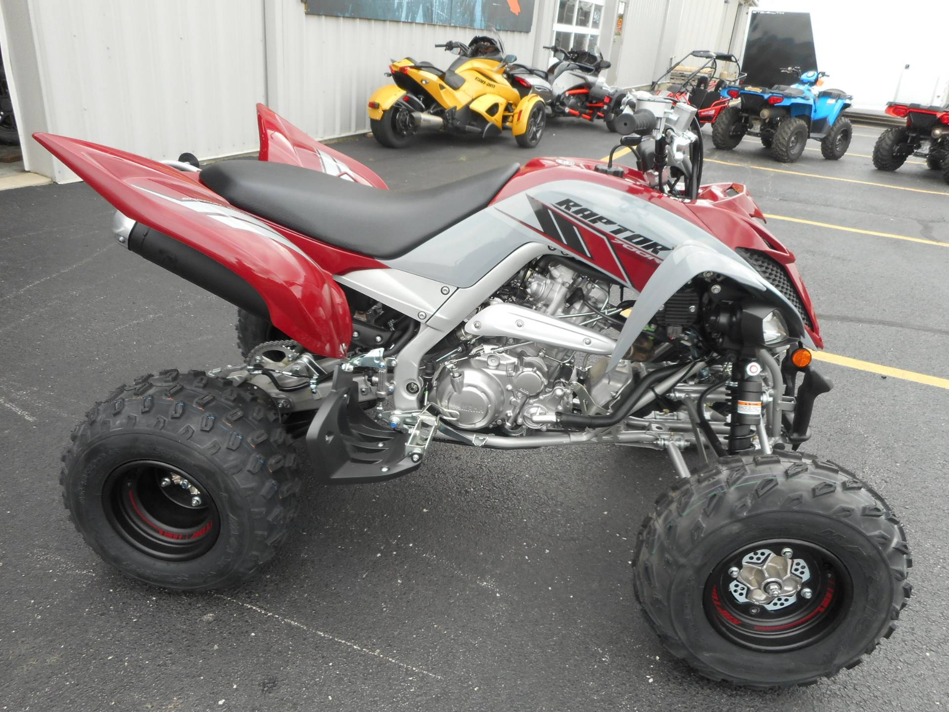 2020 Yamaha Raptor 700R SE in Belvidere, Illinois - Photo 4