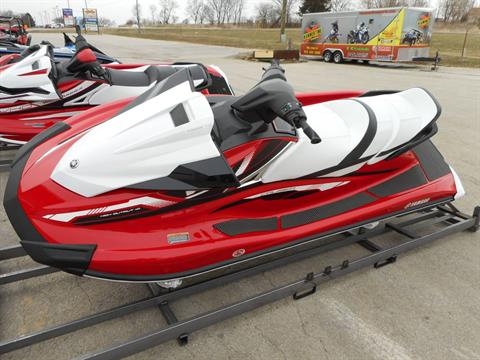 2018 Yamaha VX Cruiser in Belvidere, Illinois