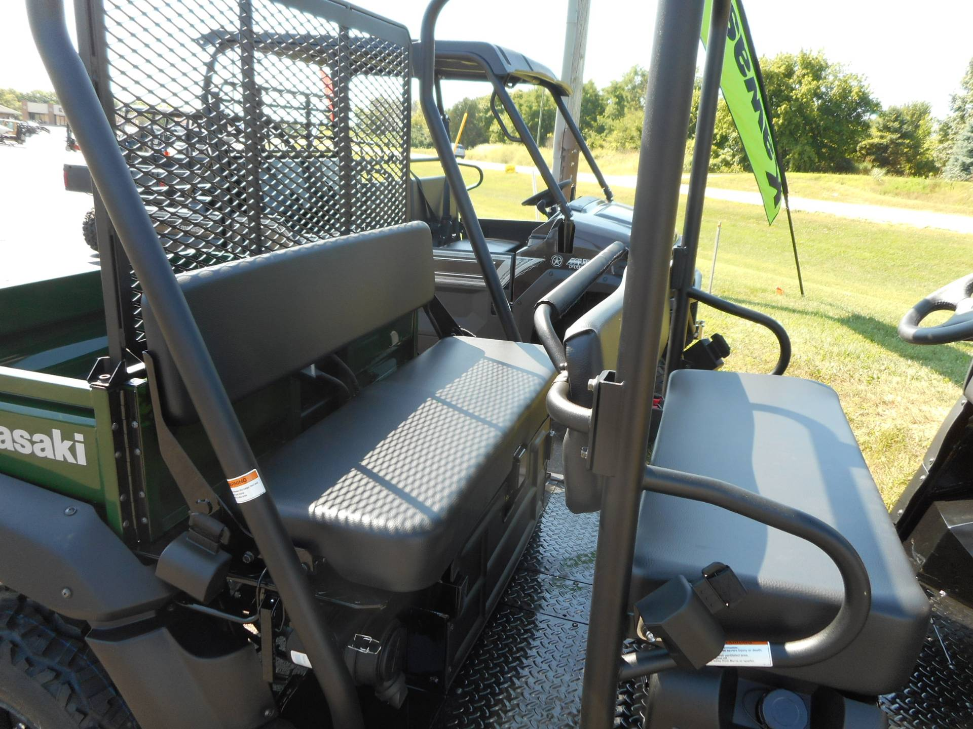 2020 Kawasaki Mule 4010 Trans4x4 in Belvidere, Illinois - Photo 5