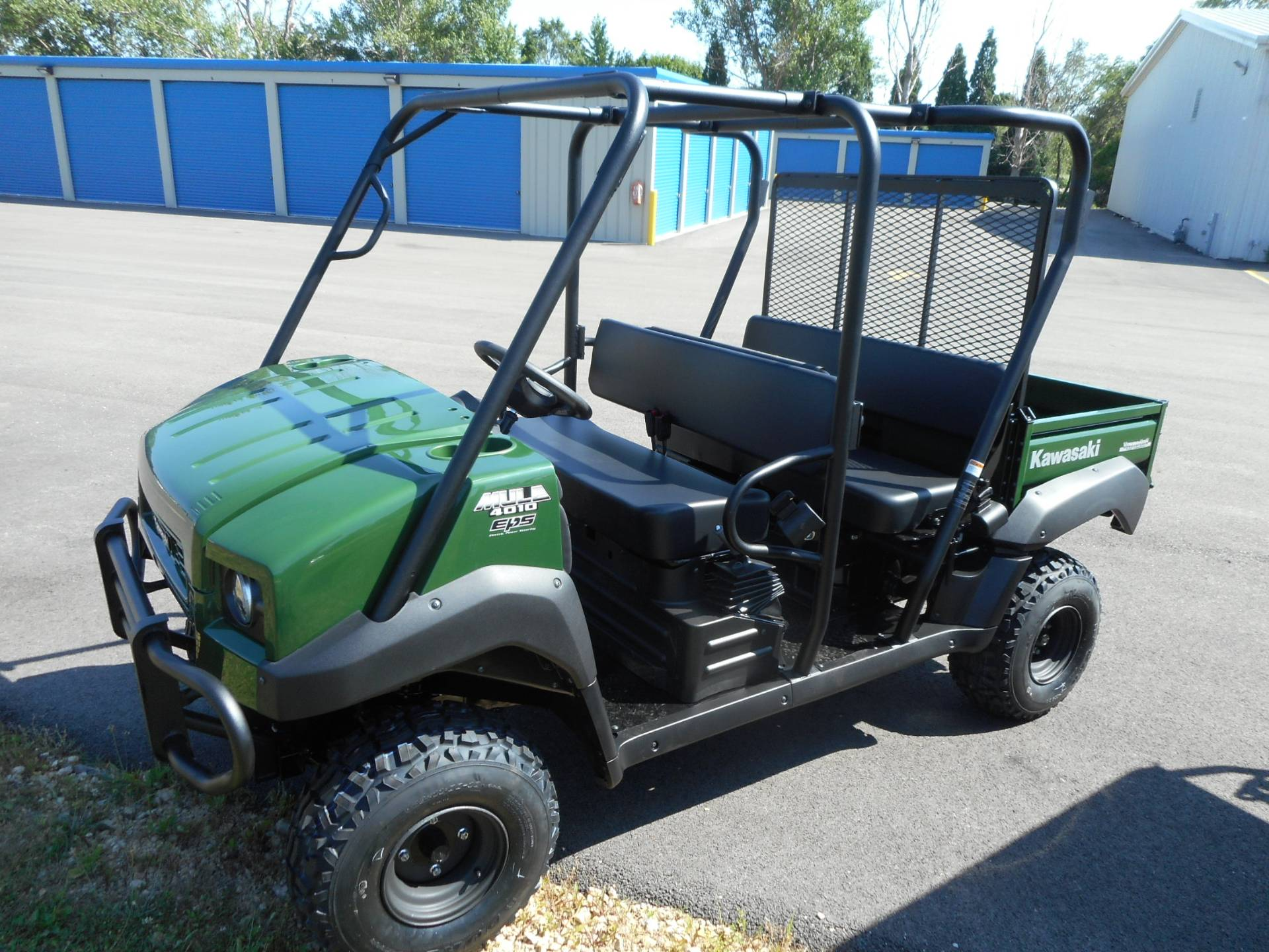 2020 Kawasaki Mule 4010 Trans4x4 in Belvidere, Illinois - Photo 1