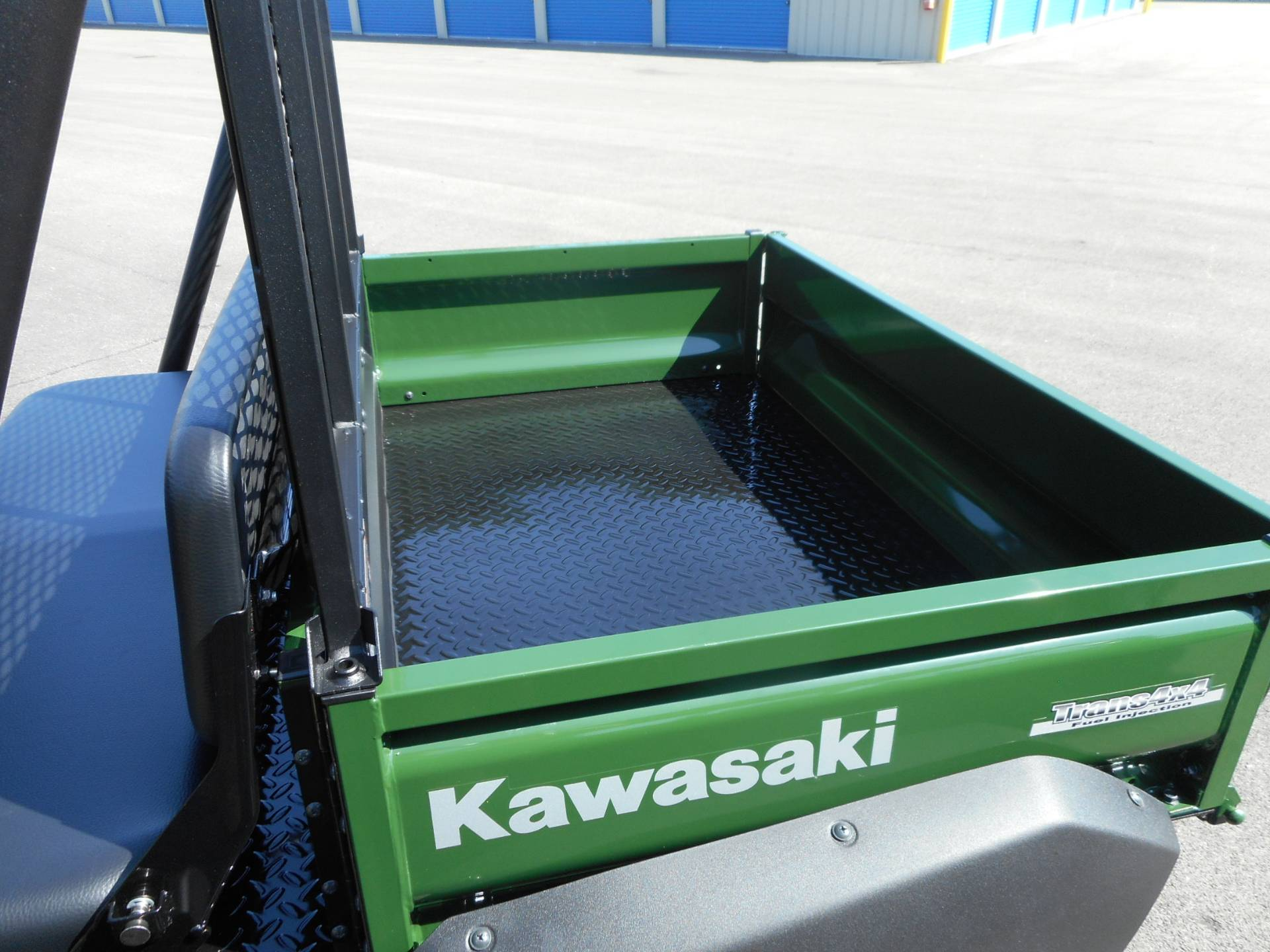 2020 Kawasaki Mule 4010 Trans4x4 in Belvidere, Illinois - Photo 7