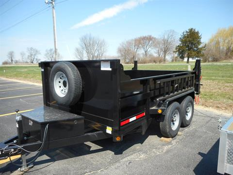 2020 Quality Trailers 83X12 DUMP in Belvidere, Illinois - Photo 1