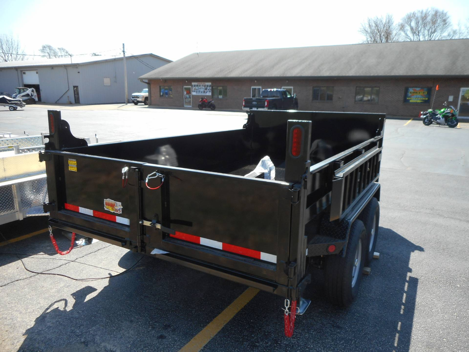 2020 Quality Trailers 83X12 DUMP in Belvidere, Illinois - Photo 5