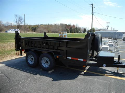 2020 Quality Trailers 83X12 DUMP in Belvidere, Illinois - Photo 2