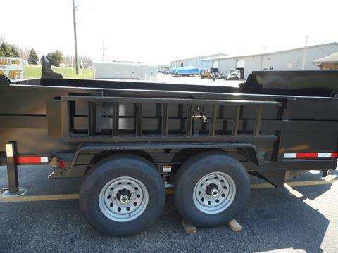 2020 Quality Trailers 83X12 DUMP in Belvidere, Illinois - Photo 3