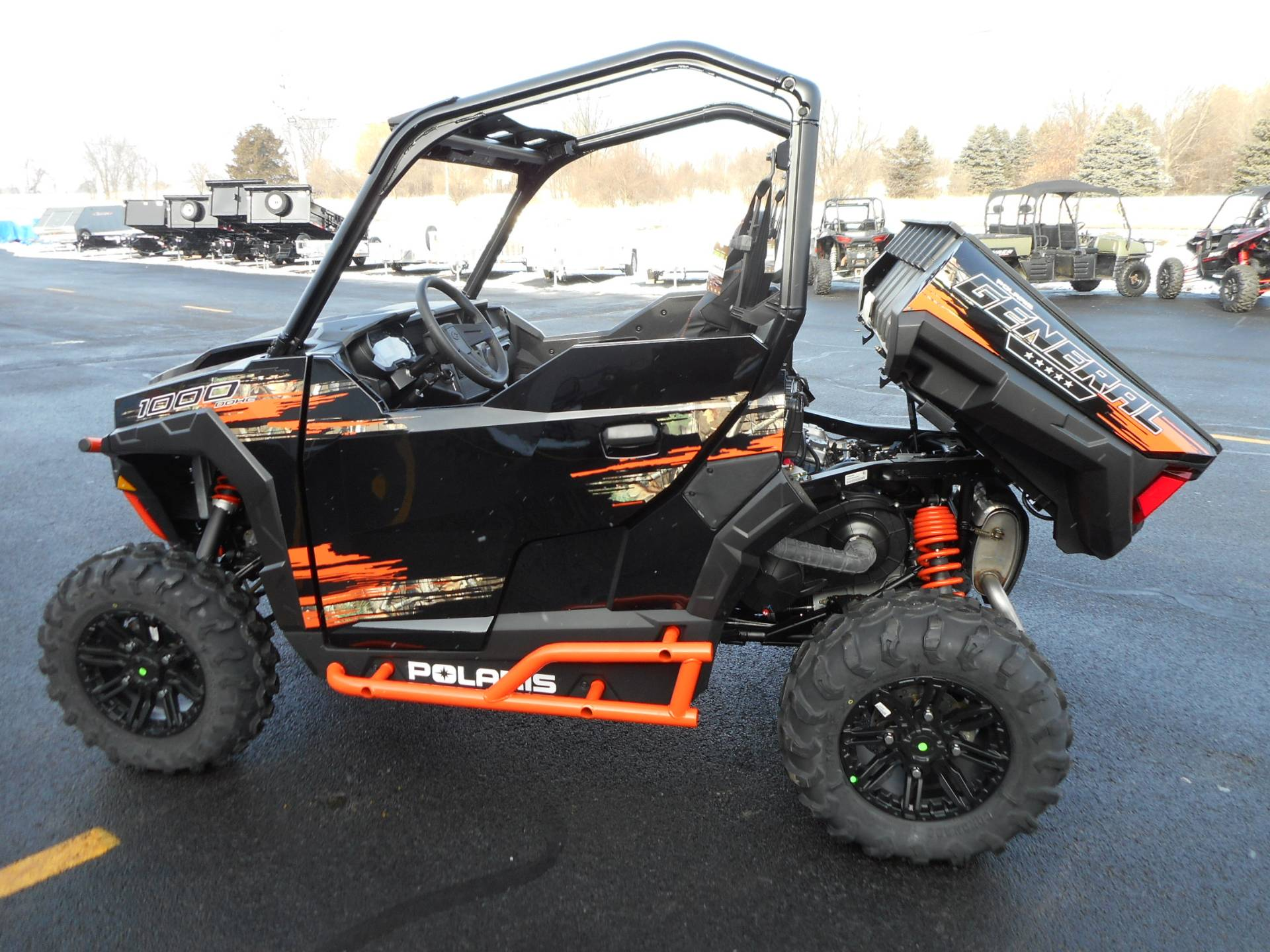2019 Polaris General 1000 EPS LE 2