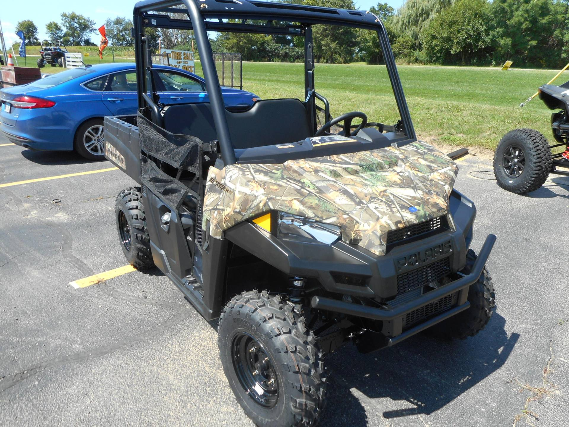 2020 Polaris Ranger 570 in Belvidere, Illinois - Photo 2