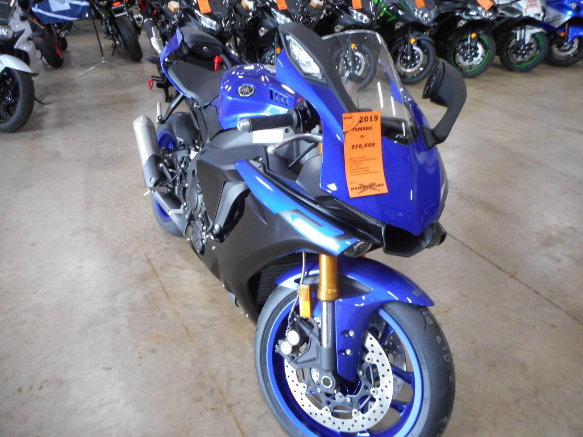 2019 Yamaha Yzf R1 In Belvidere Illinois