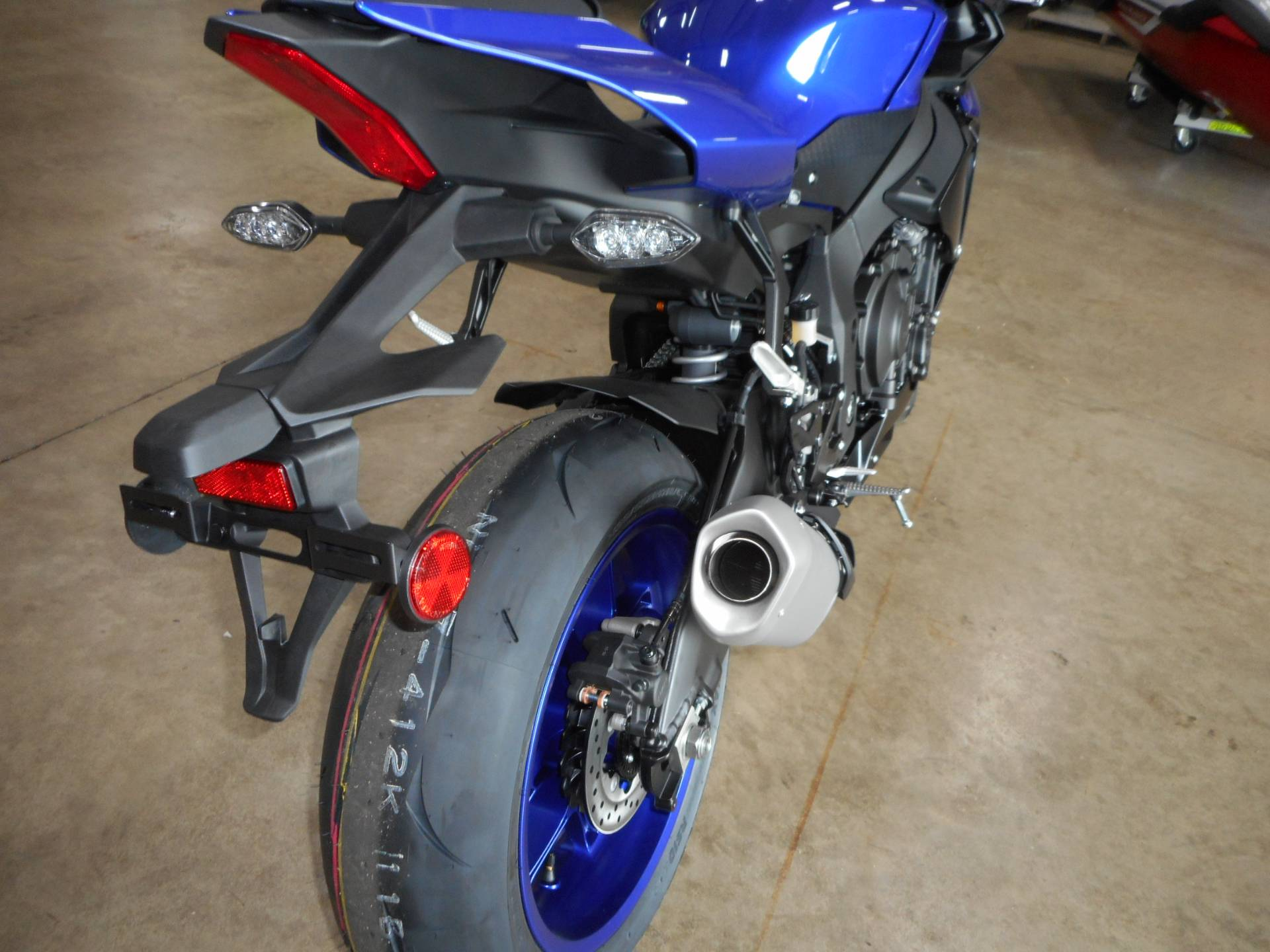 2019 Yamaha YZF-R1 in Belvidere, Illinois - Photo 4