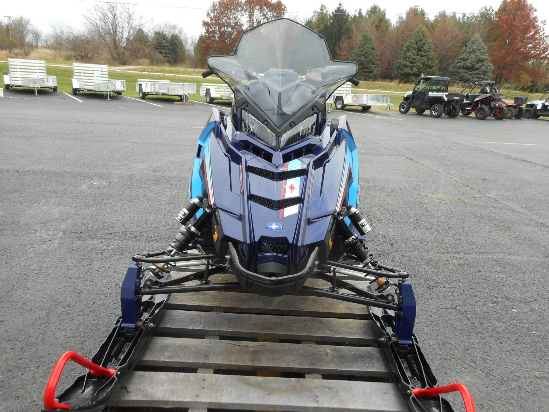 2020 Polaris 800 Switchback PRO-S SC in Belvidere, Illinois - Photo 4
