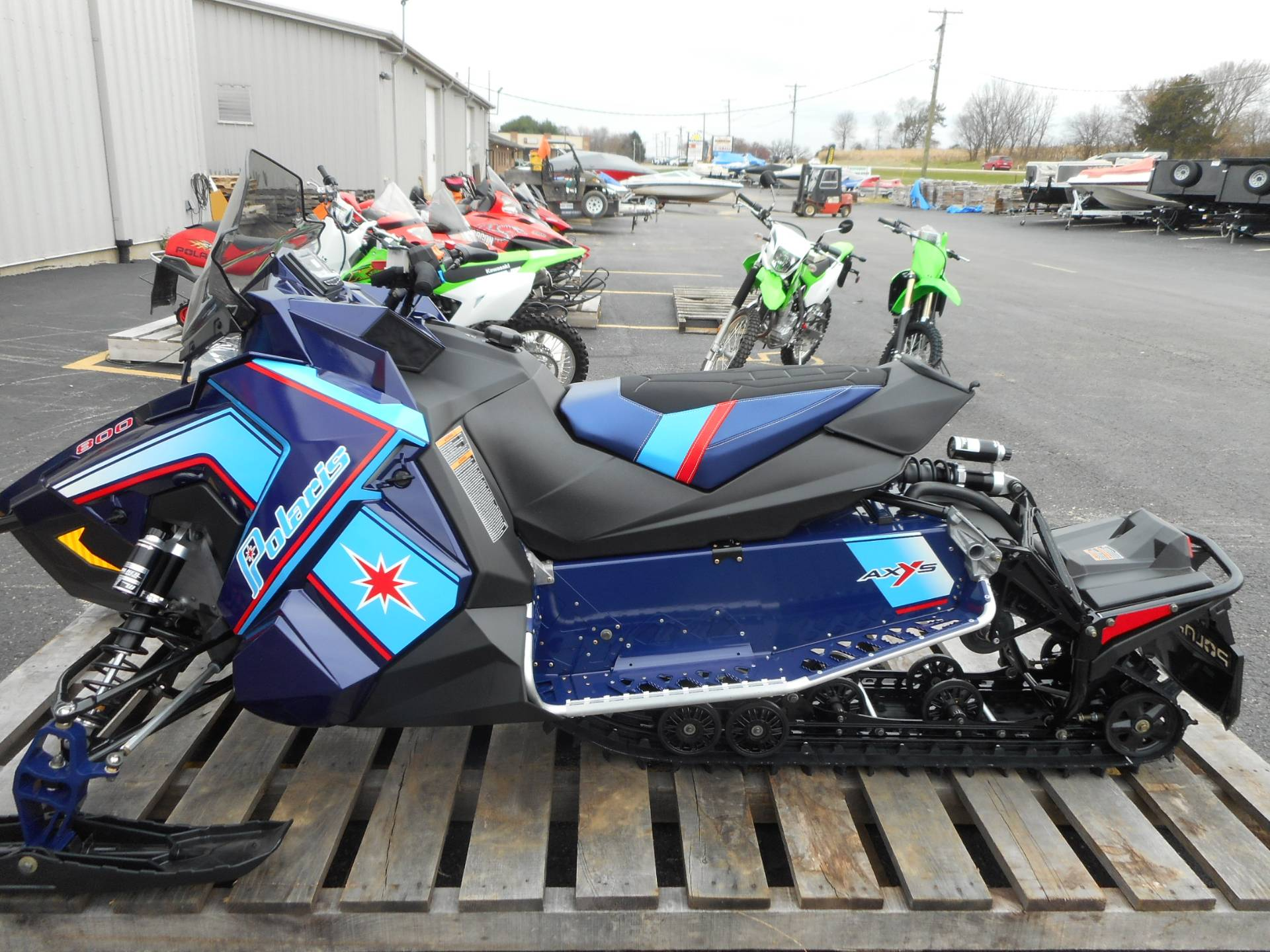 2020 Polaris 800 Switchback PRO-S SC in Belvidere, Illinois - Photo 2