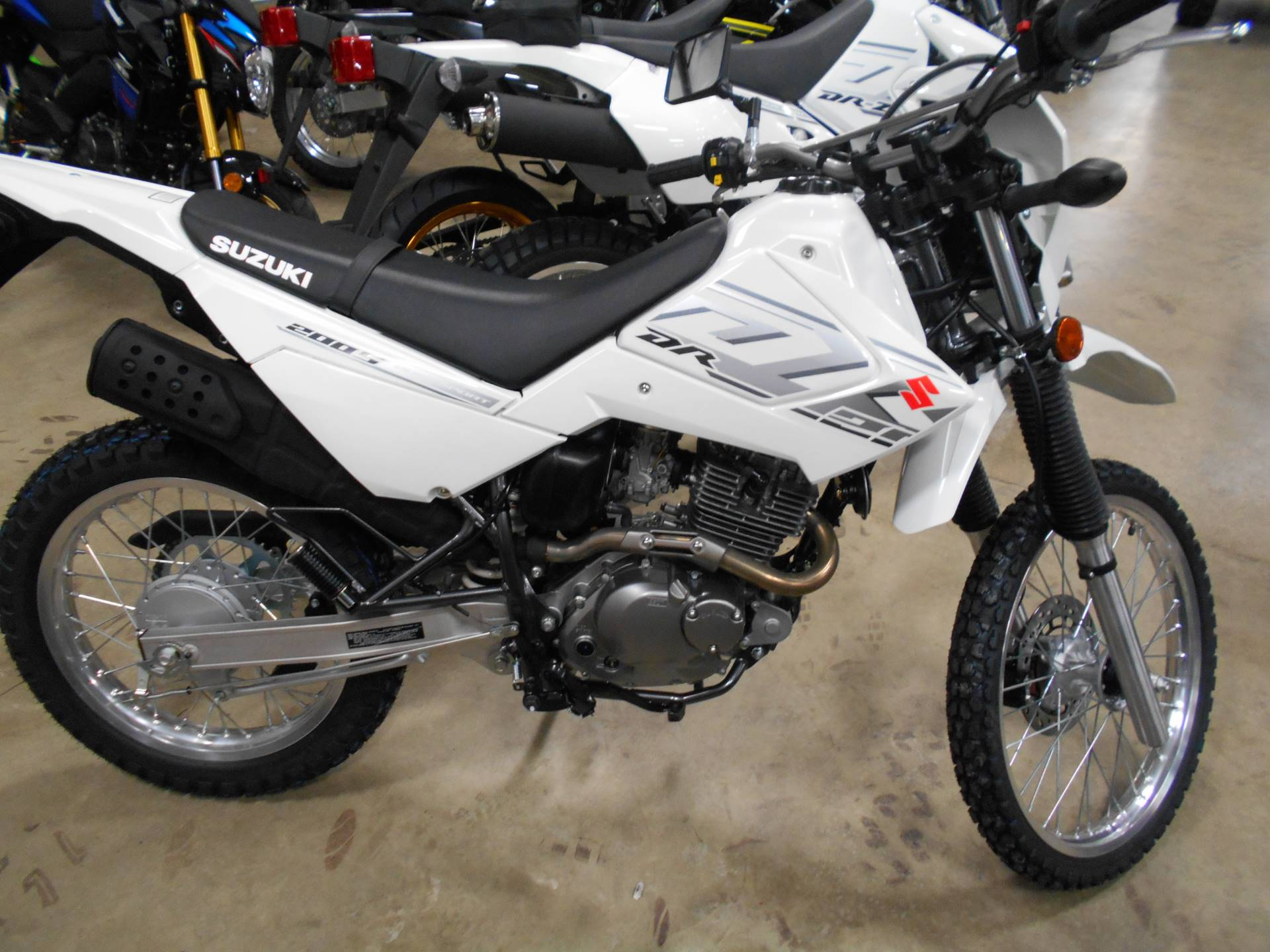 2018 Suzuki DR200S in Belvidere, Illinois - Photo 1