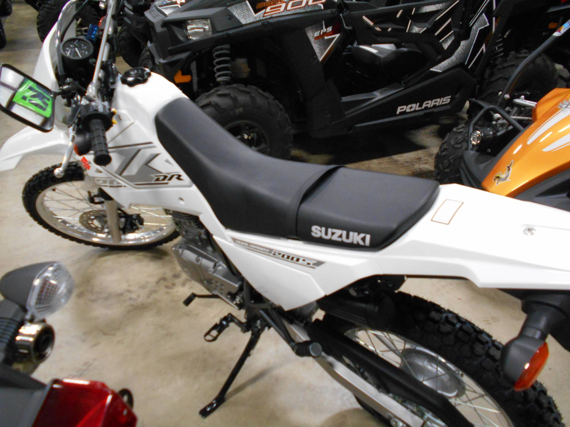 2018 Suzuki DR200S in Belvidere, Illinois - Photo 3
