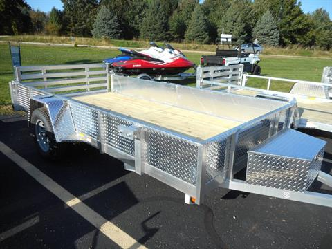 2020 Quality Trailers 6X12 DROP AXLE in Belvidere, Illinois - Photo 1