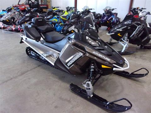 2021 Polaris 550 Indy Adventure 144 ES in Belvidere, Illinois - Photo 2