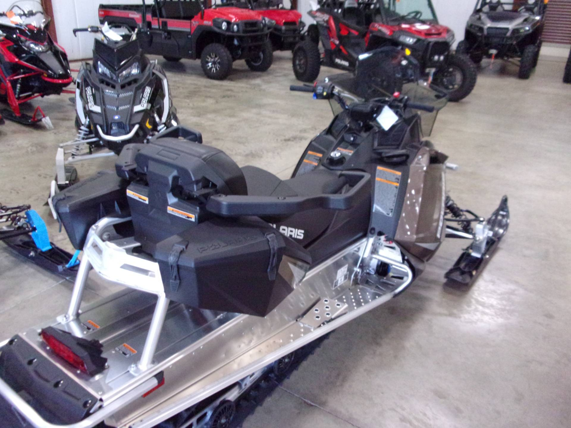 2021 Polaris 550 Indy Adventure 144 ES in Belvidere, Illinois - Photo 7