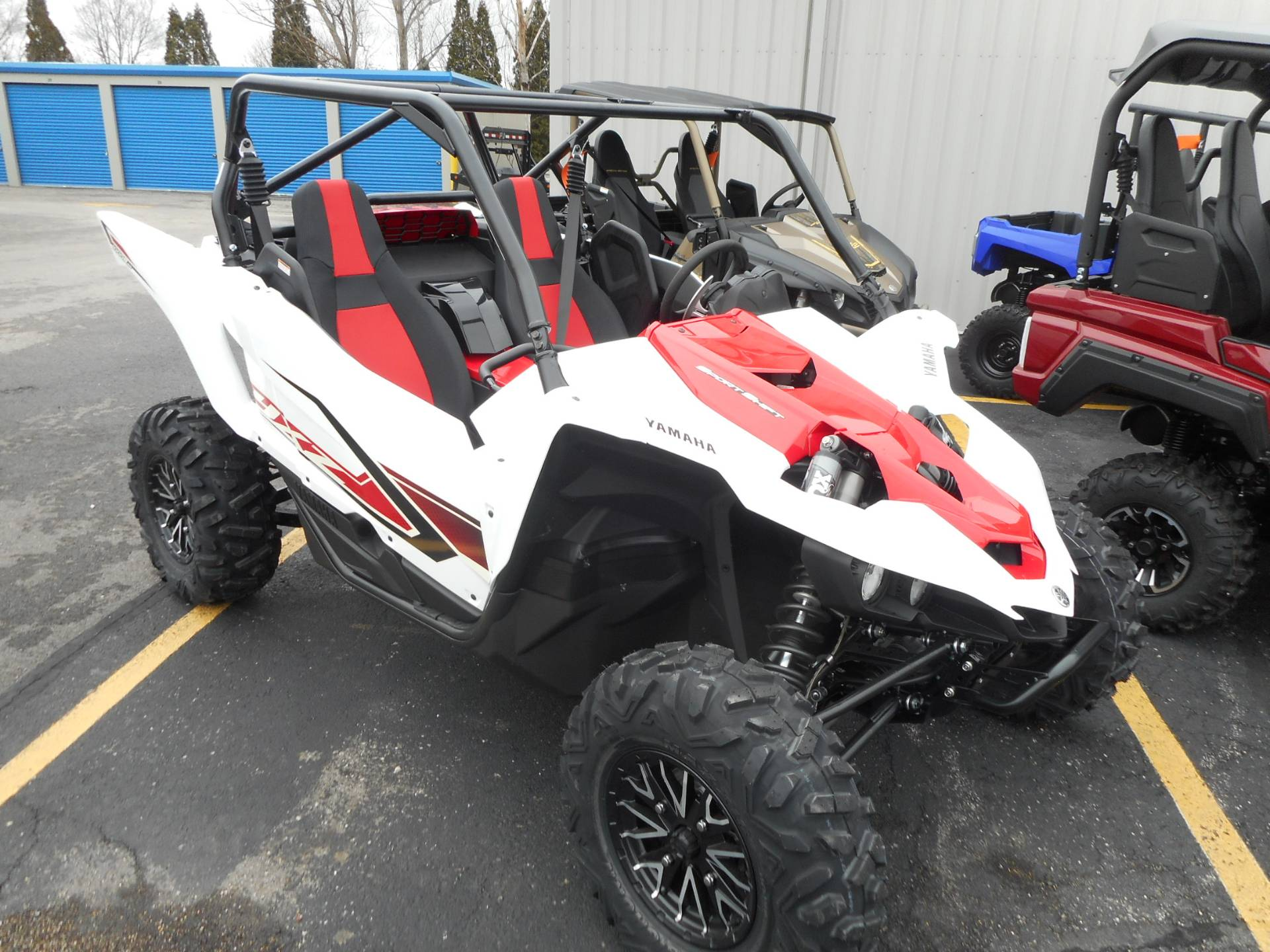 2020 Yamaha YXZ1000R SS in Belvidere, Illinois - Photo 1