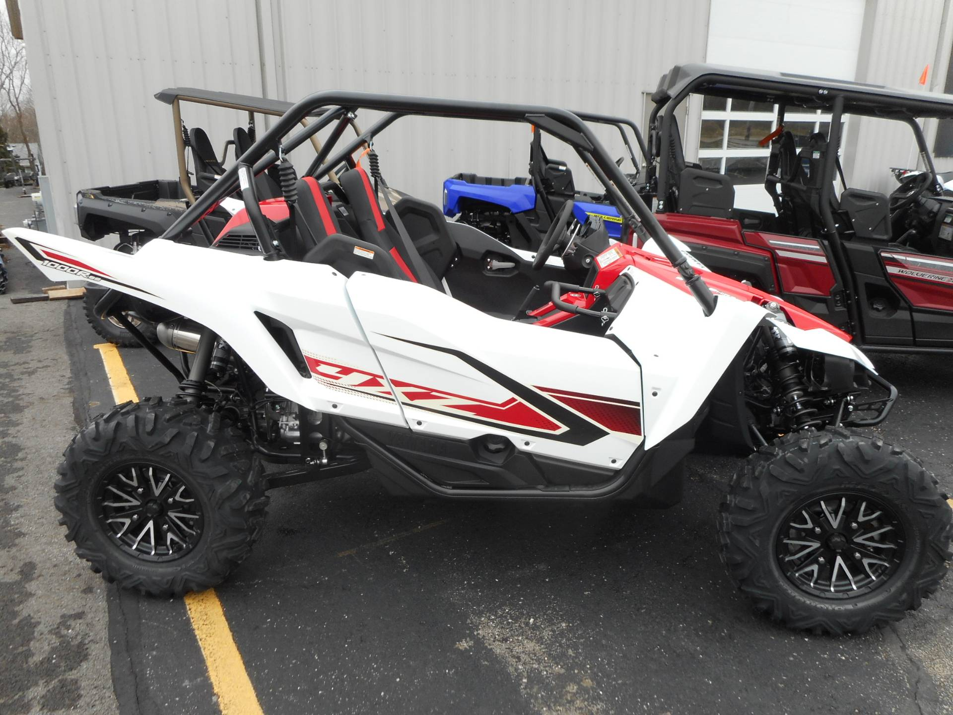 2020 Yamaha YXZ1000R SS in Belvidere, Illinois - Photo 4
