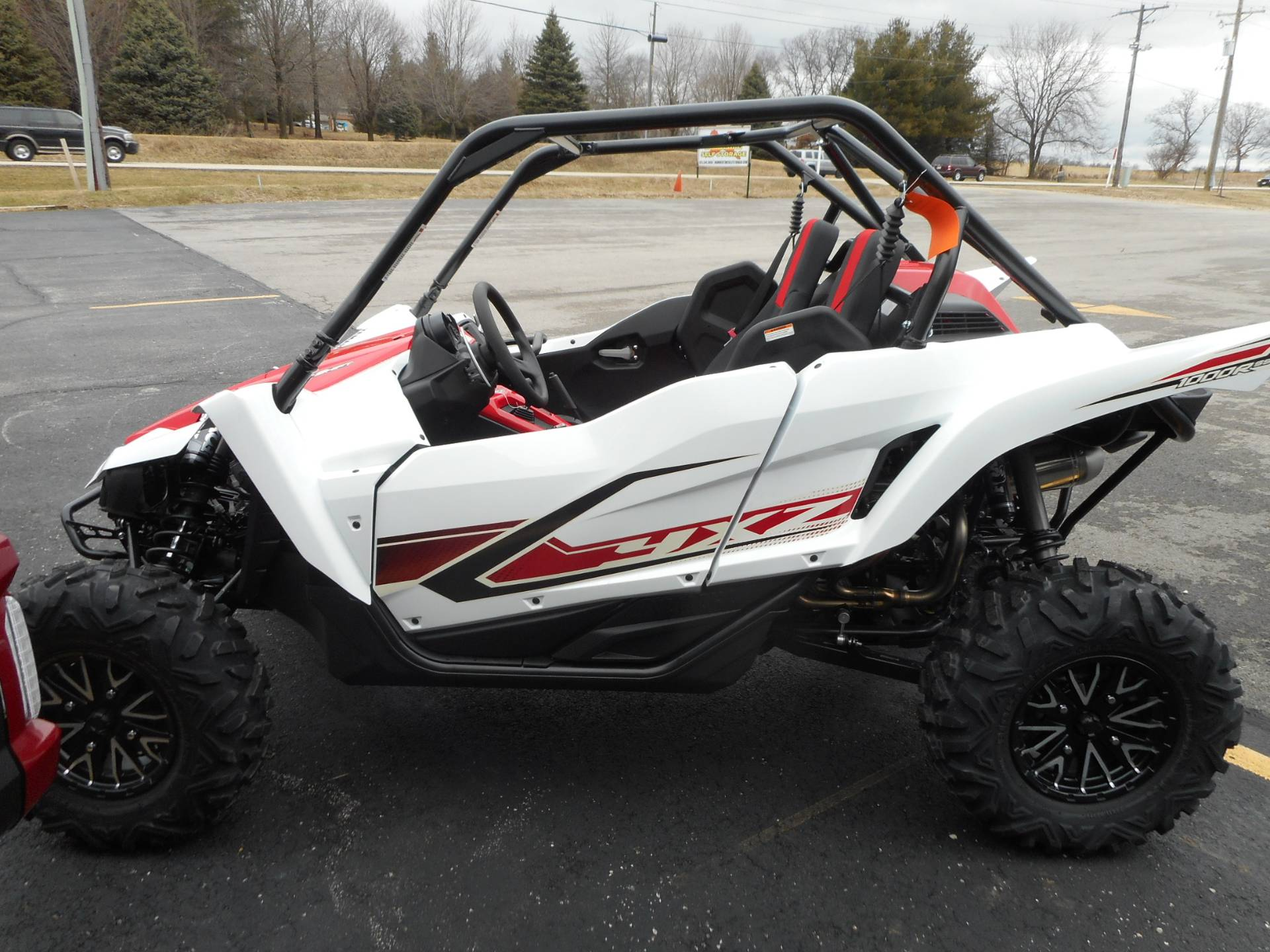 2020 Yamaha YXZ1000R SS in Belvidere, Illinois - Photo 11