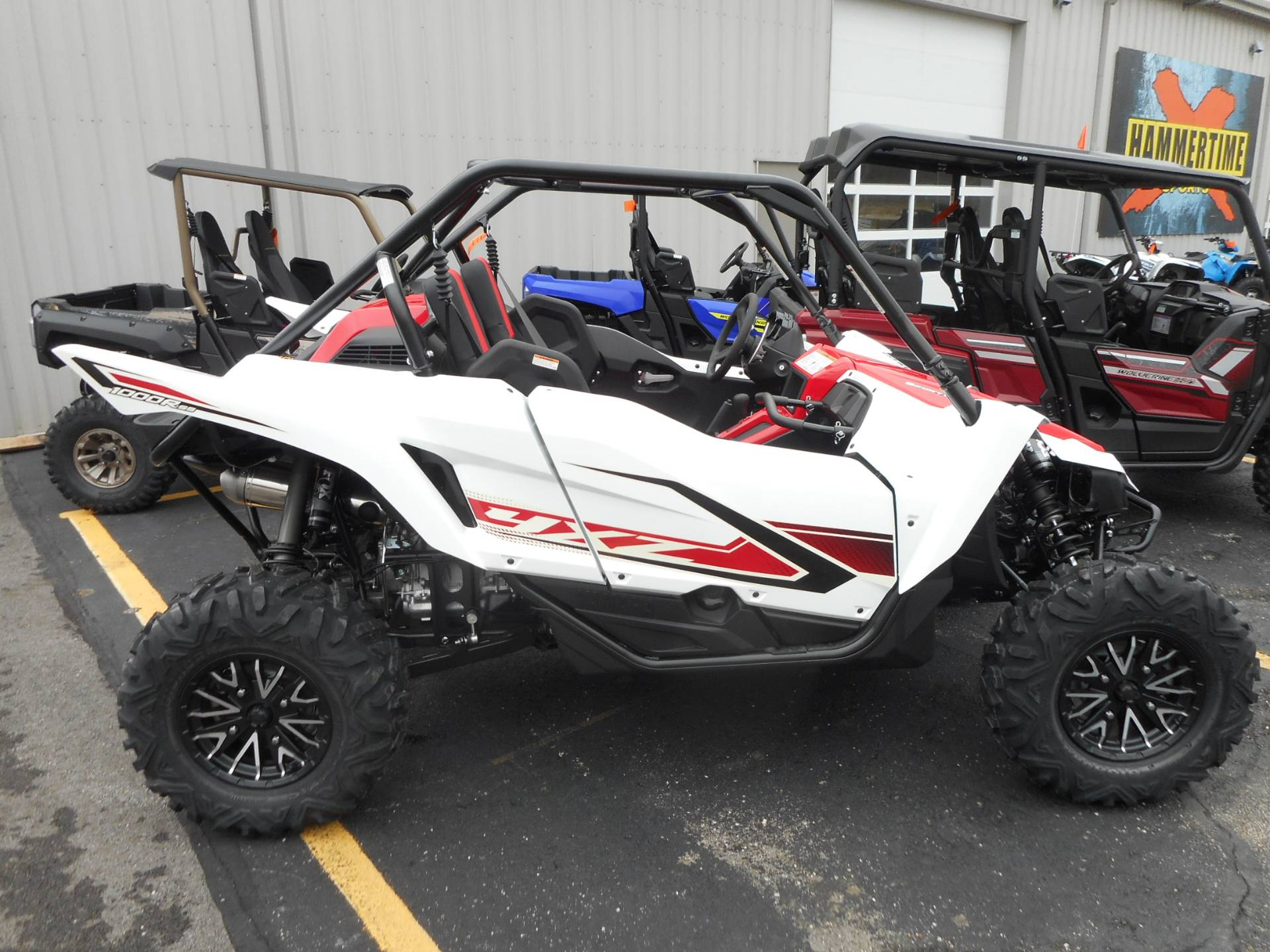 2020 Yamaha YXZ1000R SS in Belvidere, Illinois - Photo 2