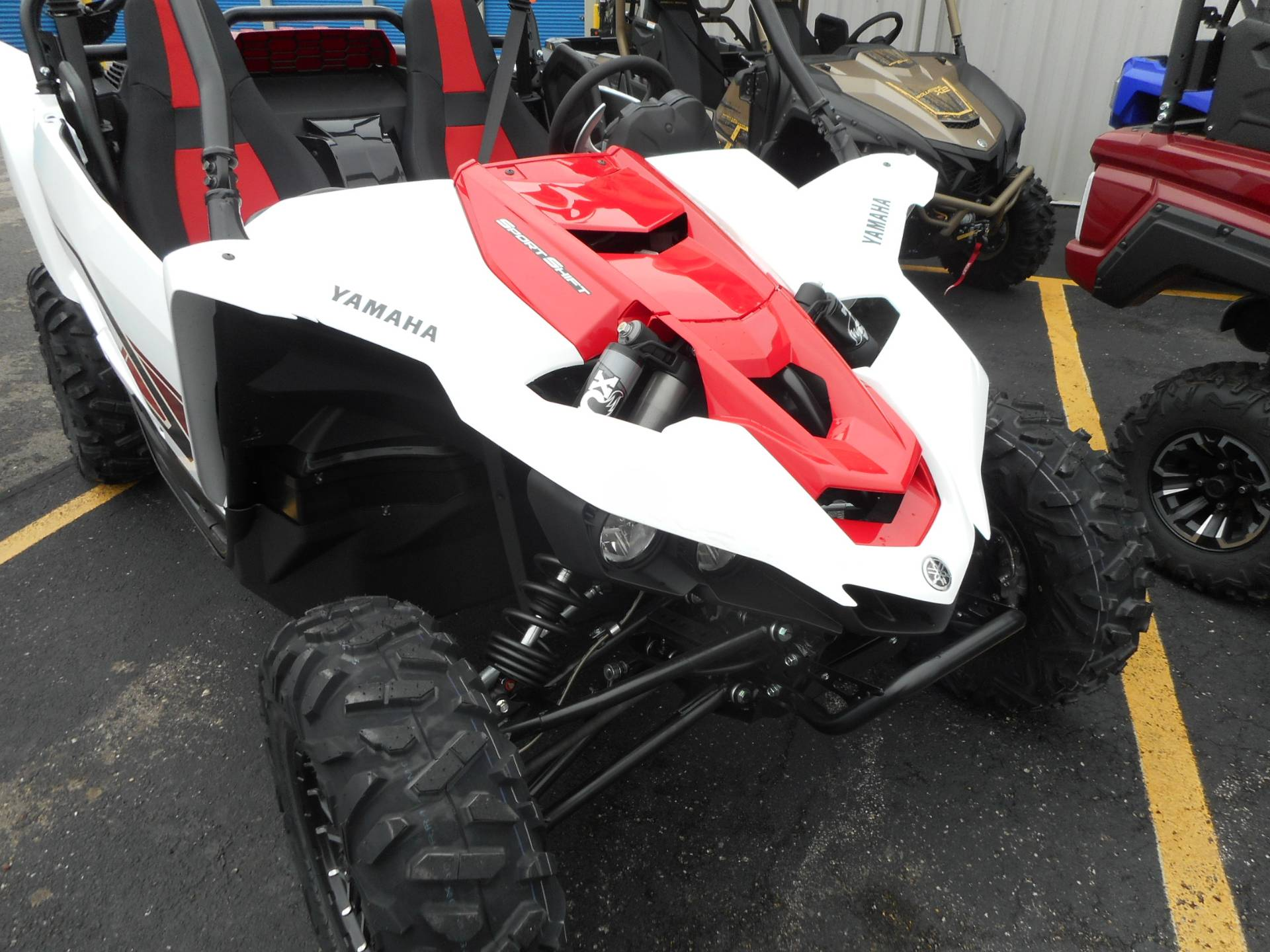 2020 Yamaha YXZ1000R SS in Belvidere, Illinois - Photo 12
