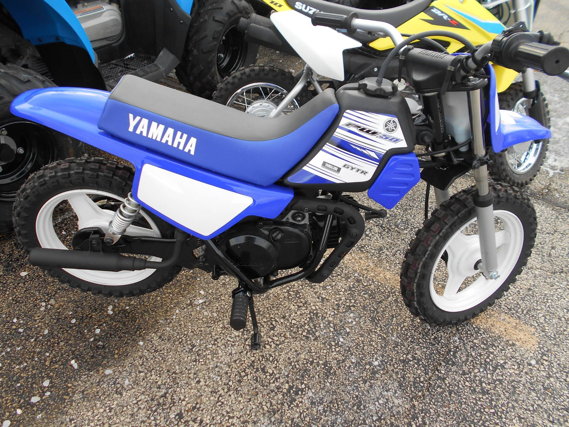 New 2016 Yamaha PW50 Motorcycles in Belvidere, IL