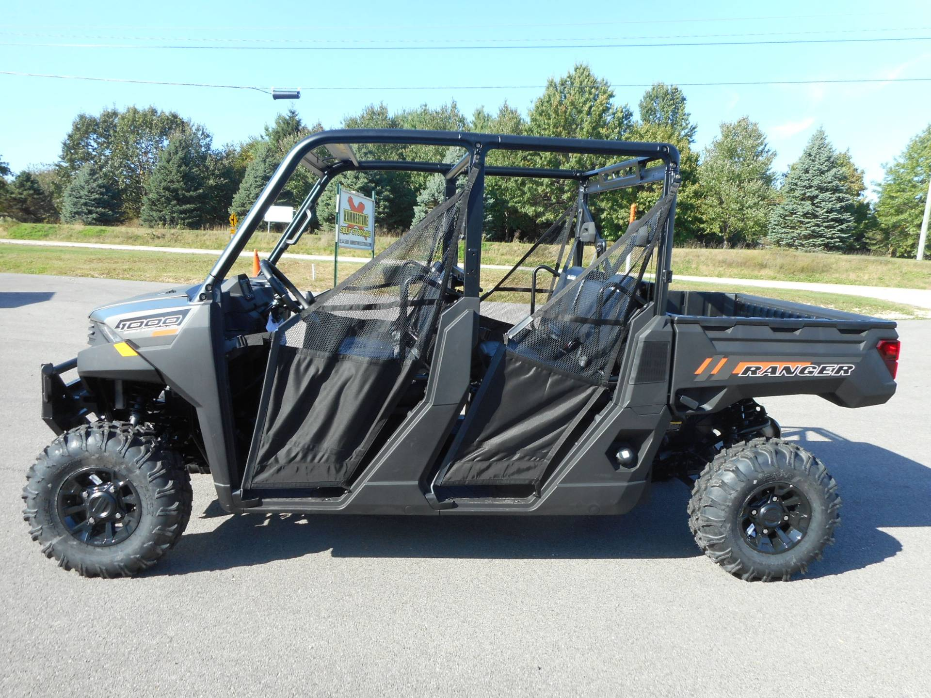 2020 Polaris Ranger Crew 1000 Premium in Belvidere, Illinois - Photo 2