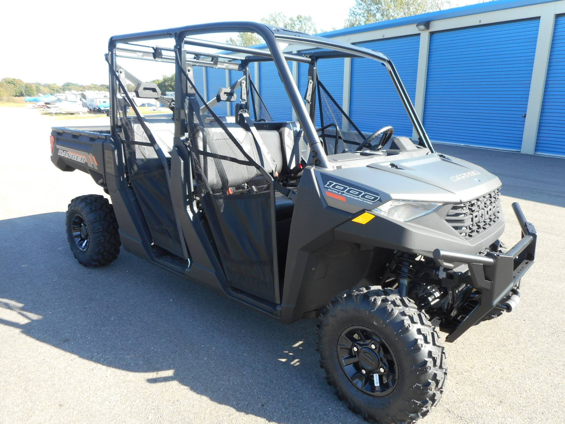 2020 Polaris Ranger Crew 1000 Premium in Belvidere, Illinois - Photo 1