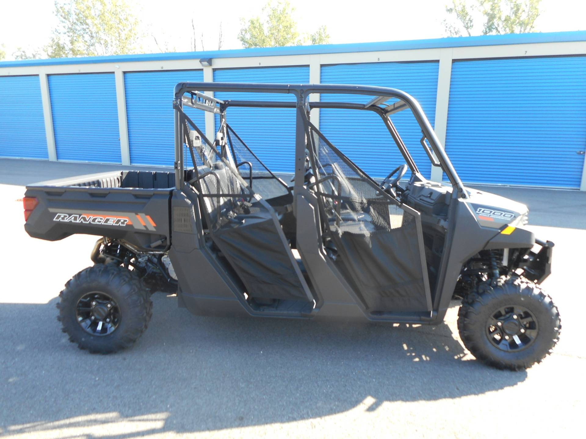 2020 Polaris Ranger Crew 1000 Premium in Belvidere, Illinois - Photo 11