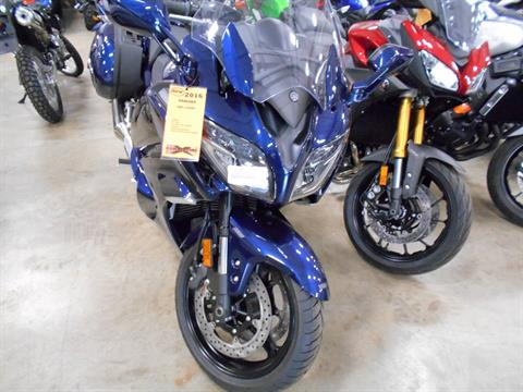2016 Yamaha FJR1300ES in Belvidere, Illinois