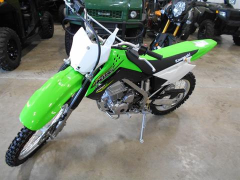 2018 Kawasaki KLX 140L in Belvidere, Illinois - Photo 2